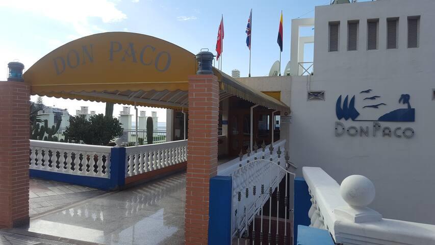 Apartamentos Don Paco