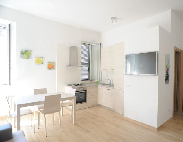 Rome apartments close to Trastevere