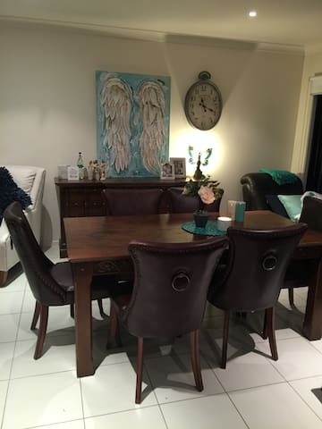 My Dining Area