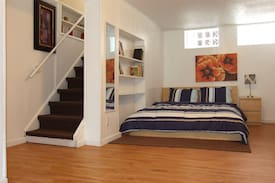 Picture of Cool finished basement suite