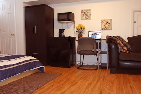 Cool finished basement suite - Cleveland - House
