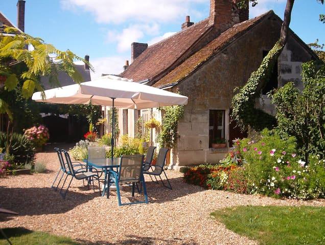 Gastenkamer met ontbijt Coté Jardin - Villiers-sur-Loir - Hospedaria
