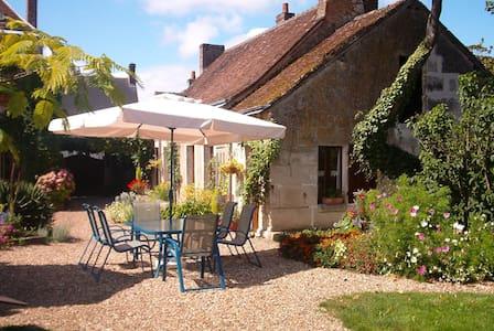 Gastenkamer met ontbijt Coté Jardin - Villiers-sur-Loir - Domek gościnny