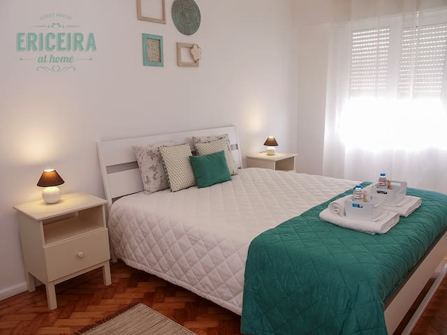 ERICEIRA at home . BREZZE room