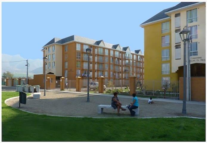 Se ofrece alojamiento - San Felipe - Appartement
