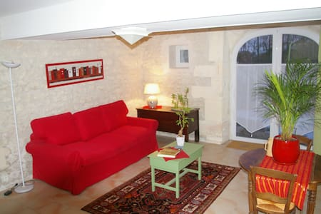 Studio avec charme - Dompierre-sur-Charente - Wohnung