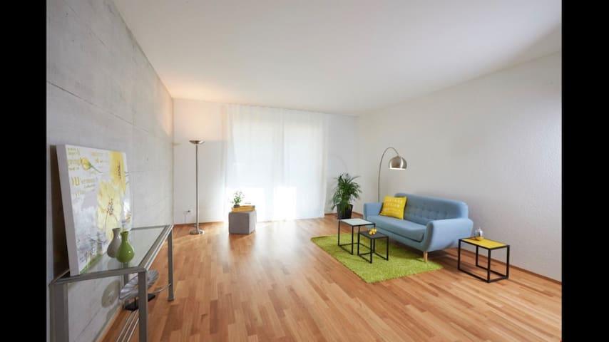 Langenthal - Komplette Wohnung zur Verfügung!