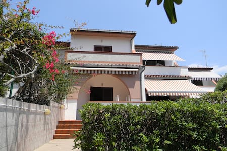 Villa Sul Mare Baia Del Carpino - Scalea
