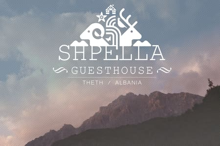 Shpella guesthouse / Double room - Theth - Pousada