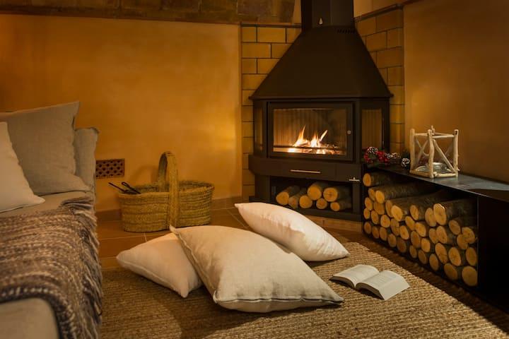 Ca la Maria de Siurana- Exclusive & charming house