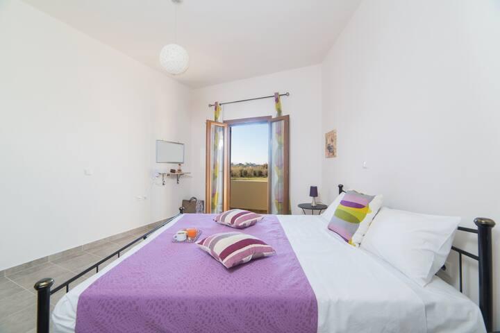 Juliana's house - Naxos island Agia Anna  - Maison