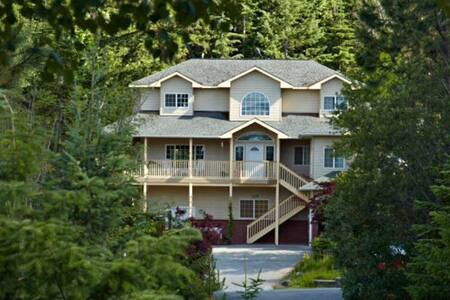 Get-a- way retreat in CDA hills - Coeur d'Alene - Penzion (B&B)