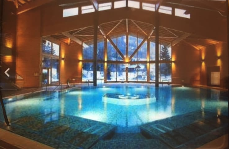 Champery...Val d'Illiez Stunning Studio for 2
