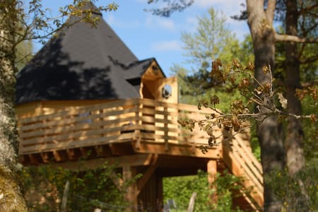 Cabane du viaduc - Les Ancizes-Comps
