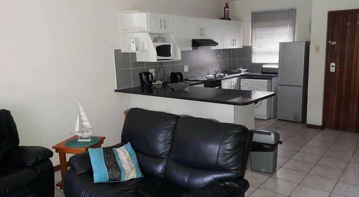 Stunning 2 bedroom duplex Self Catering Flat