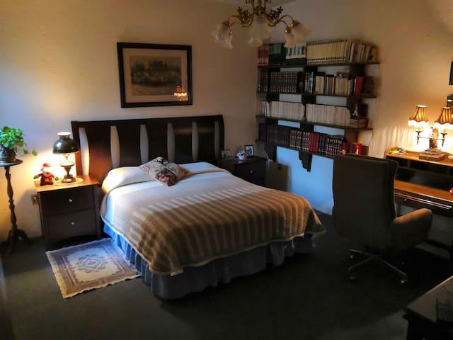 Bonita y cómoda habitación al Norte de Saltillo