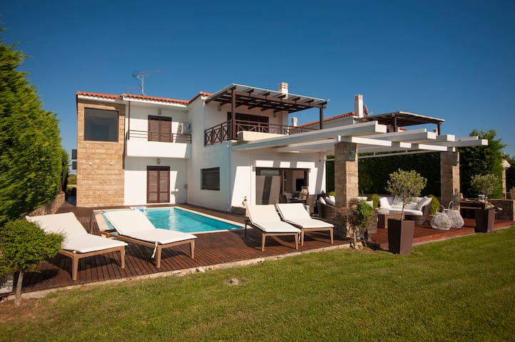 Luxury Villa Elani with Magnificent View