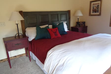 Luxury Suite 2 Kings, Bunks:  Room for a Family - Conner - Casa