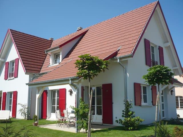 """Gîte """"Hirondelle"""" - Eguisheim - Hus"""