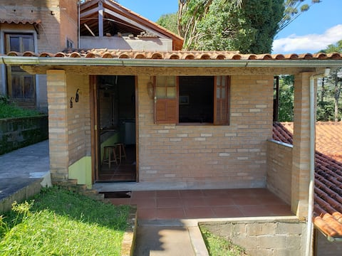 Chalé 1 - Centro de Ibitipoca