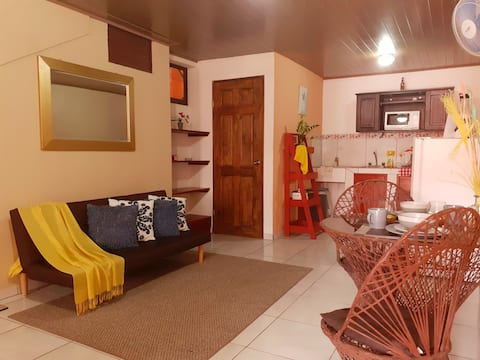 Cozy Studio Apartment in Downtown Liberia