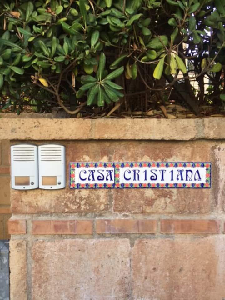 CASA CRISTIANA - APPARTAMENTO CON GIARDINO PRIVATO