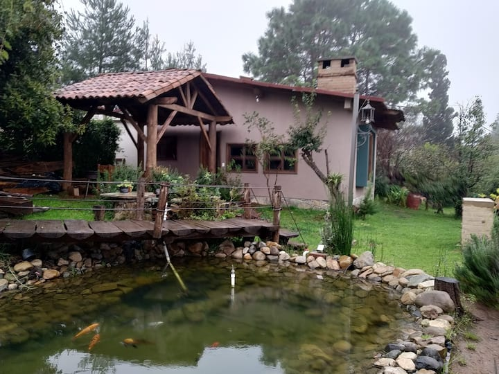 Cottage Alto Madero // Cabaña