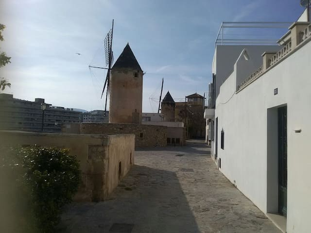 RENOVATED HOUSE OF FISHERMEN - Palma - House