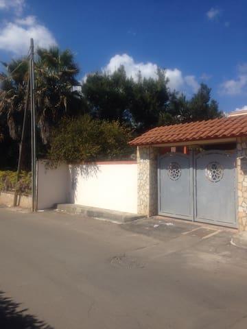 Casa vacanza l'Akorea - Villa Convento - Casa