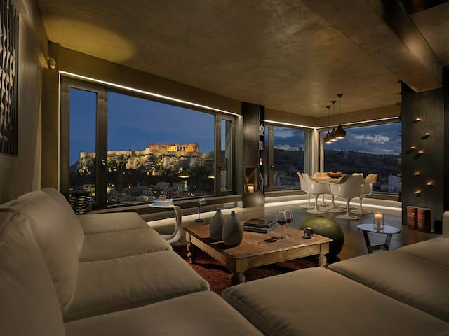 AVATON - Parthenon Luxury Suite - 5* stay