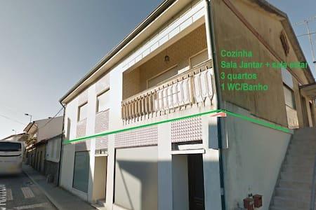 Amares - t3 p.Férias/Turismo de Verão ou Inverno - Amares - Квартира