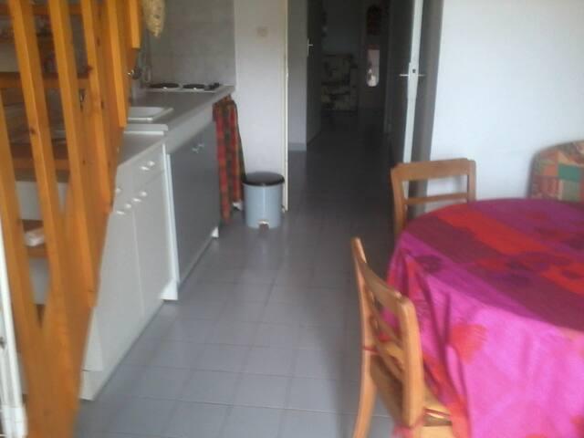 apartement-villa bord de mer - Valras-Plage - Condominio