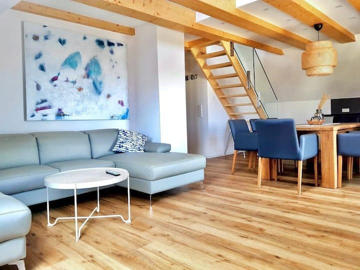 Apartments by Playmobil  Ap2 130 m2 Maissonette W.