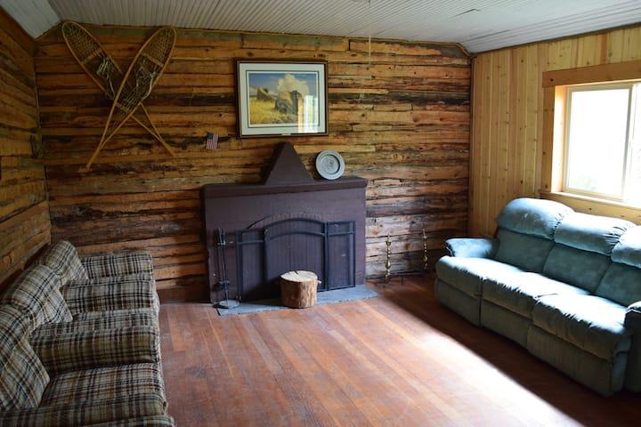 The Lodge at Hiawatha's Camp