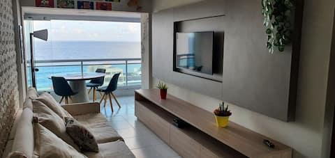 Apartamento entero CON vistas al MAR en lo mejor de Barra