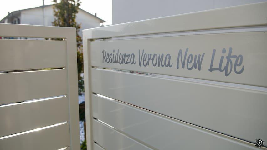 Quadrilocale nei pressi di Verona - Beccacivetta-azzano - Apartment