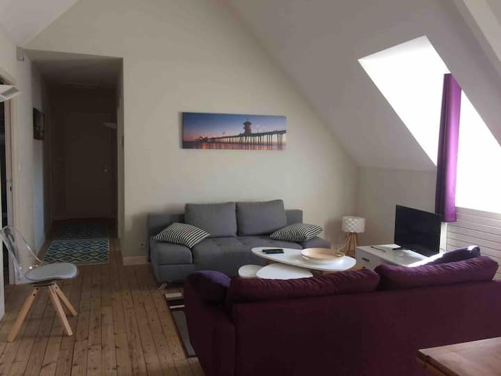 Appartement centre ville Lannion