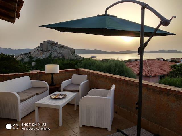 Ferienhaus Sardinien Baja Sardinia