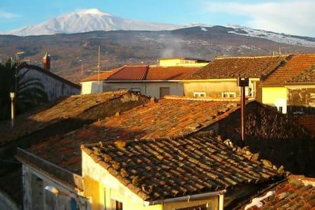 La Finestra sull'Etna - Linguaglossa - Wohnung
