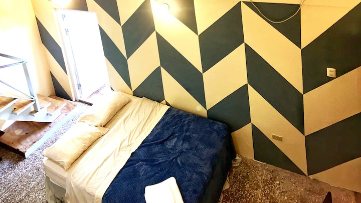 Modern Studio in Downtown Arima for Longer Stays!