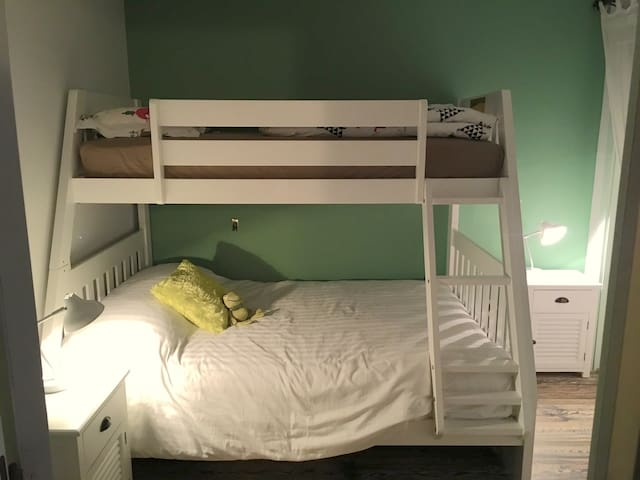 Chambre verte :-)
