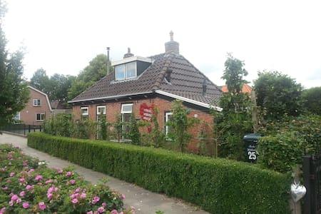 Huisje van Hans en Grietje - Sondel - Rumah