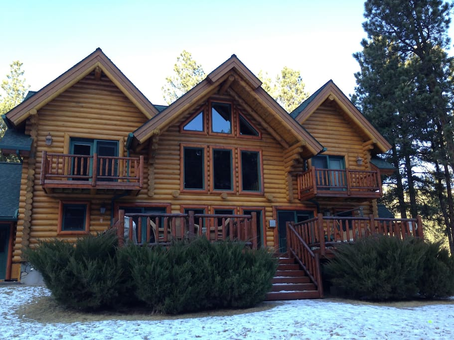 Black Hills Cabin Canyon Suite Apartments For Rent In