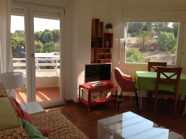 Moraira cozy apartment near beach - Moraira - Appartement