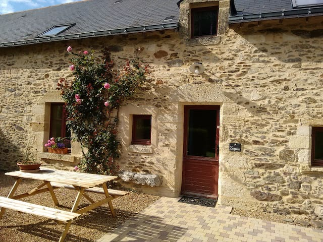 Holiday Cottage 'Bonnezeaux' - Bellevigne-en-Layon - Huoneisto