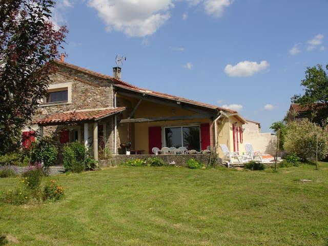 Maison aux portes d'Albi - Midi-Pyrénées - Casa