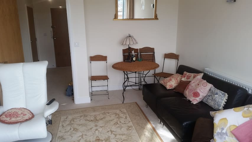 Private apartment ideal for couples near London