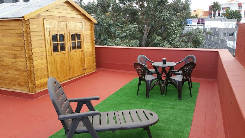 Bungalow double Tenerife ;-) 2 BEDS  ENJOY NORTH - Tacoronte - Hus