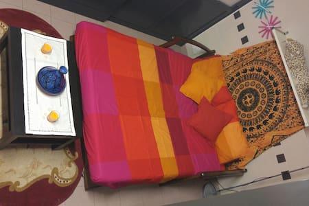 Marakesh room doppia matrimoniale - Parme