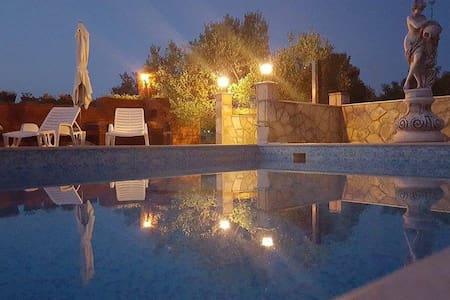 Studio apartment with swimming pool - Jelsa